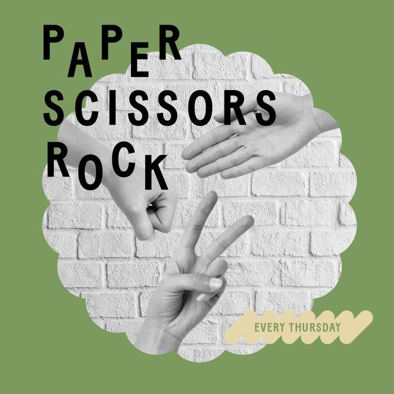 2105 GB Paper Scissors Rock Thus 1333x1333 FB
