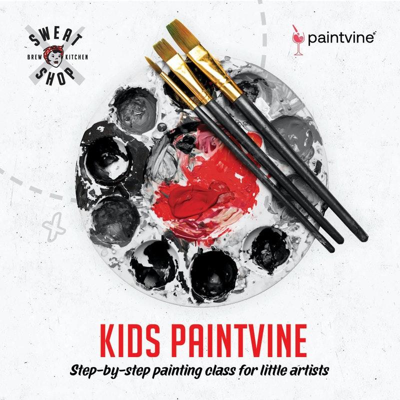 2009 SSB Kids Paint Vine 1333x1333