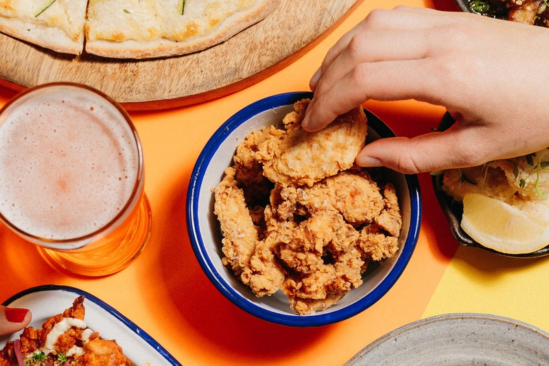 2009 TEW Bottomless Fried Chicken 2000x1333