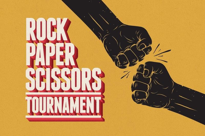 1907 TFM Rock Paper Scissors Landscape