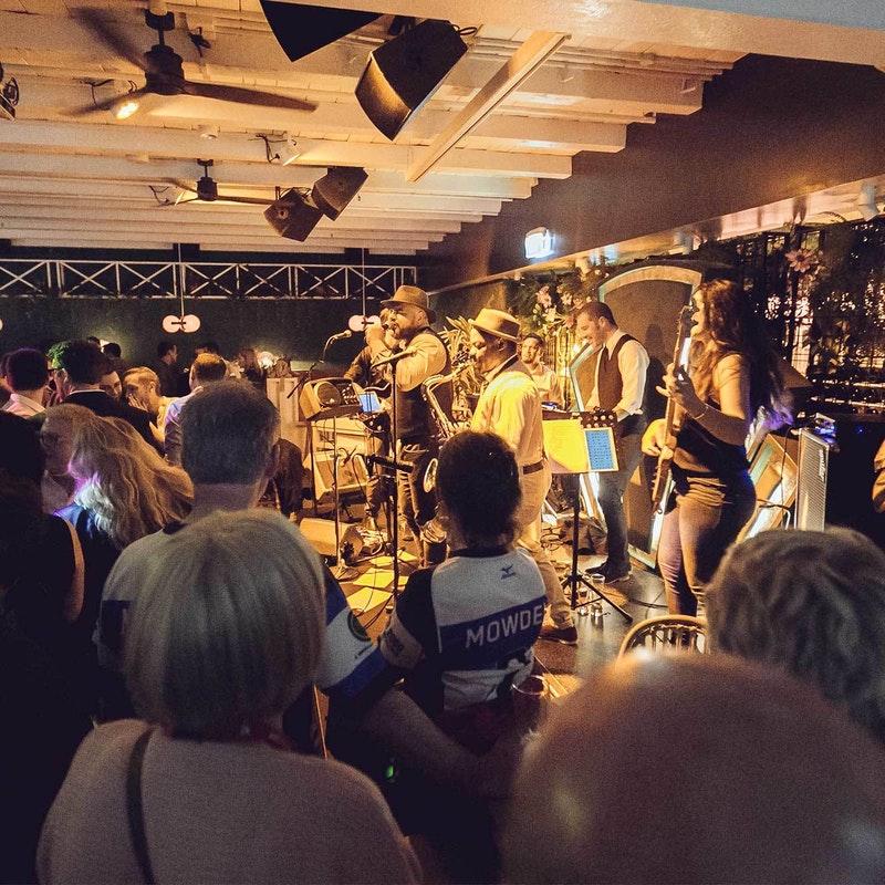 Live At Lulas 1 Band