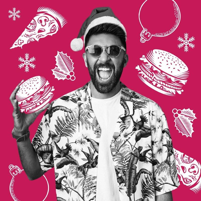 2009 JOY Christmas Burger1333x1333px Compressed